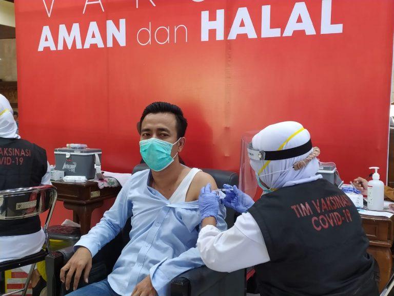 Ketua Fraksi PKB Jatim Ajak Masyarakat Tak Khawatir Vaksin Covid-19