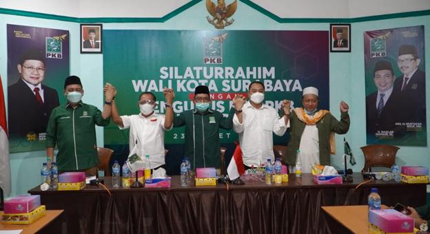 DPC PKB Surabaya Minta Walikota Surabaya Perhatikan Marbot Masjid