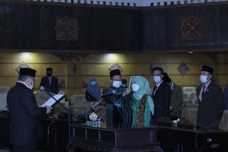 Politisi PKB Siti Mukiyarti Dilantik Jadi Anggota DPRD Jatim