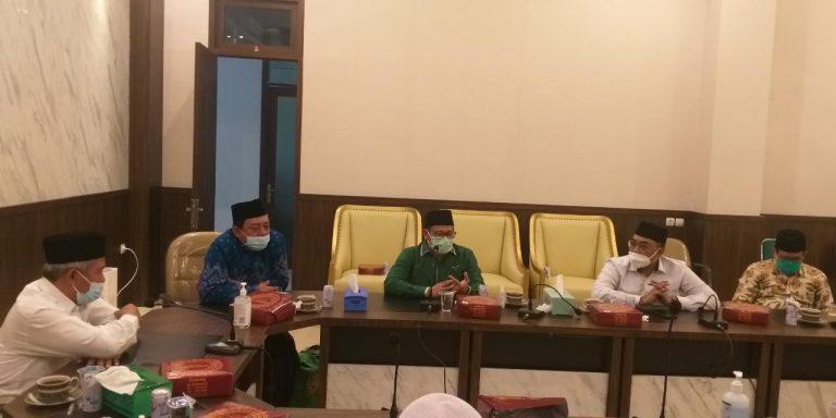 Jelang Mukernas dan Munas Alim Ulama, DPP PKB Minta Nasihat Kiai NU Jatim