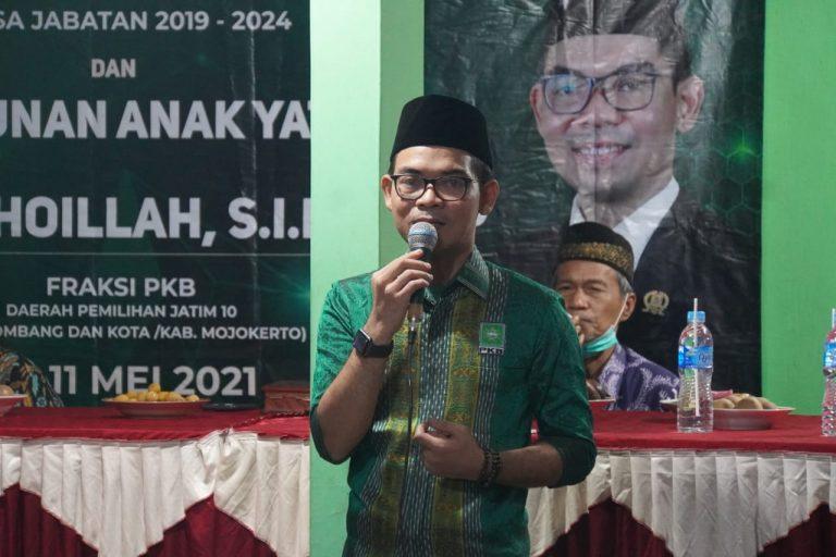 Reses II, Athoillah Mendapat Banyak Masukan dari Warga Sooko Jombang