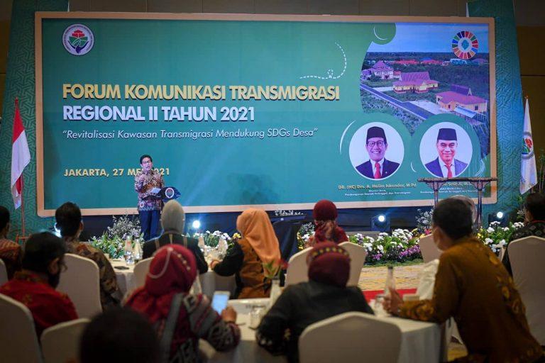 Kemendes PDTT Fokuskan Revitalisasi Kawasan Eksisting dalam RPJMN 2020-2024