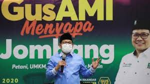 Vaksinasi Gotong Royong Dimulai, Gus AMI Minta Semua Perusahaan Ikutkan Karyawannya