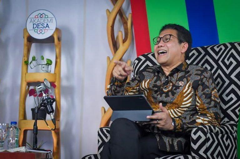 Gus Menteri Beberkan Tiga Poin Terkait Arah dan Kebijakan Membangun Desa