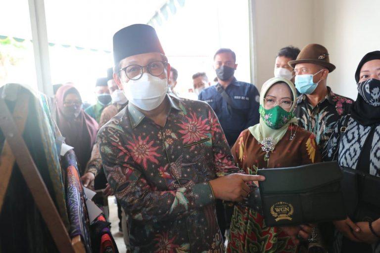 Mendes PDTT Gus Halim Dukung Gagasan Desa Devisa