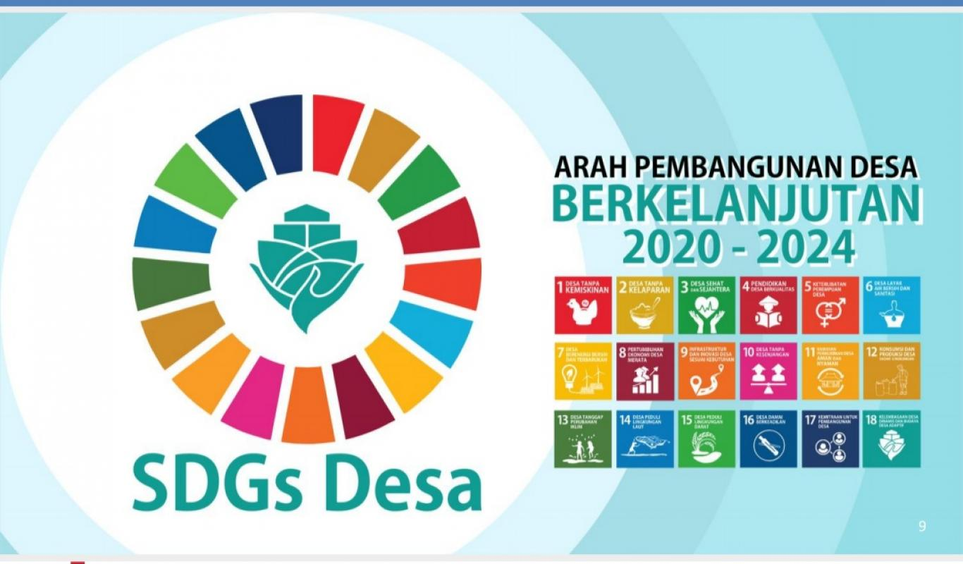 SDGs Desa