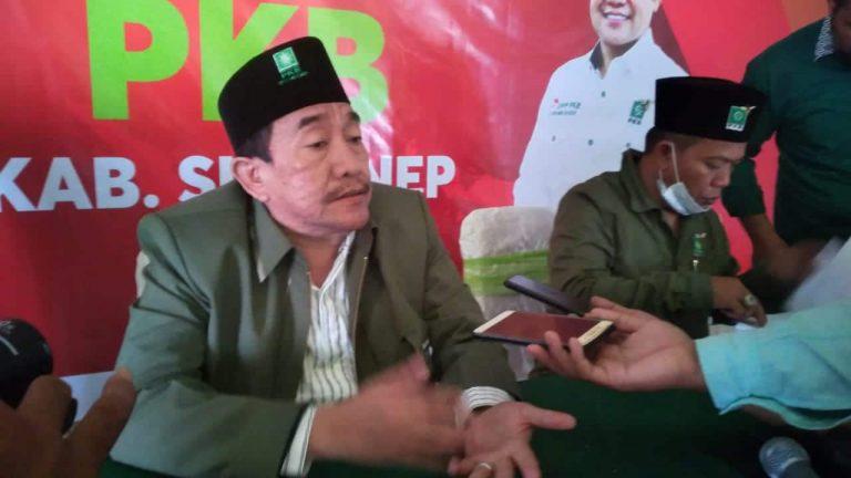 Mulai Panasi Mesin Partai, PKB Sumenep Terget 17 Kursi di Pileg 2024