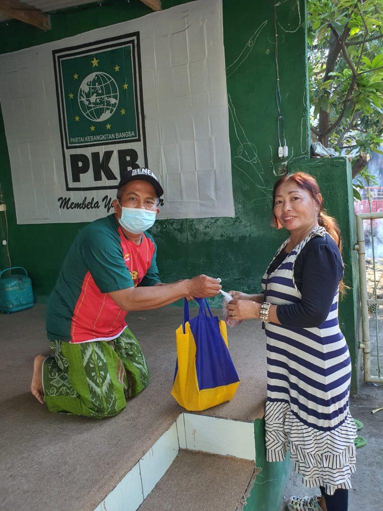 Peringati Harlah PKB ke 23, DPC PKB Sidoarjo Gelar Bakti Sosial di Empat Kecamatan