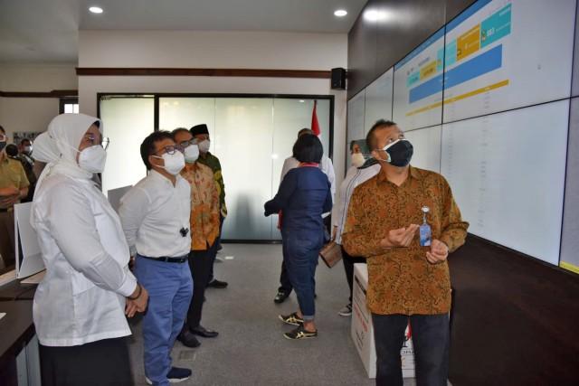Optimis Target Vaksinasi Nasional Tercapai, Gus Muhaimin Dukung Bio Farma Percepat Produksi Vaksin Covid-19