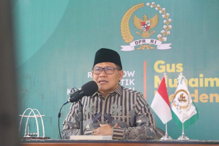 Singgung Gatot Nurmantyo, Gus Muhaimin: PKI Ini Masa Lalu, Kita Butuh TNI yang Teduh